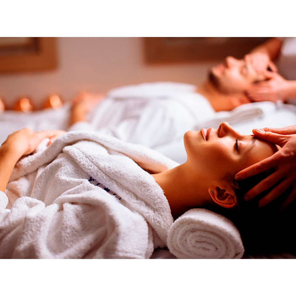 Relaxing massage helps restore the nervous system