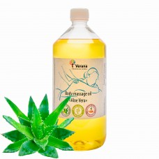 Body massage oil Verana «ALOE»