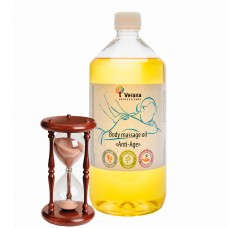 Body massage oil Verana «ANTI-AGE»