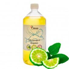 Body massage oil Verana «BERGAMOT»