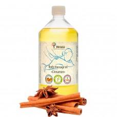 Body massage oil Verana «CINNAMON»