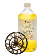 Body massage oil Verana «DEEP RESTORE»