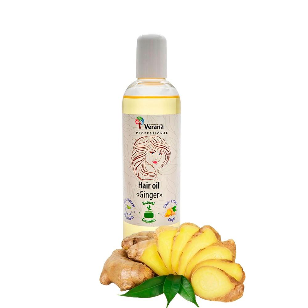 Hair oil Verana «GINGER»
