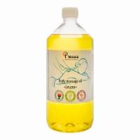 Body massage oil Verana «LEUZEA»
