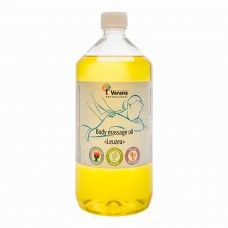 Body massage oil Verana «LEUZEA»