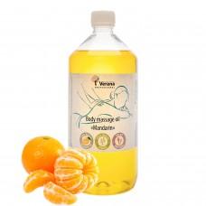 Body massage oil Verana «MANDARIN»