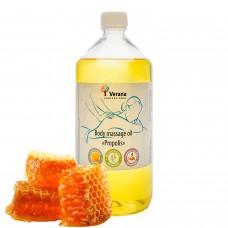 Body massage oil Verana «PROPOLIS»