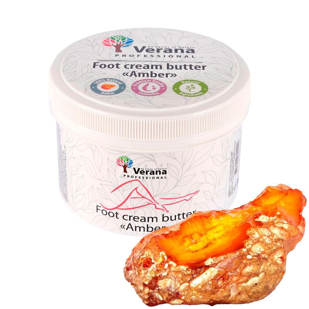 Foot cream butter Verana «AMBER»