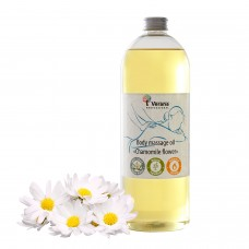 Body massage oil Verana «CHAMOMILE FLOWER»