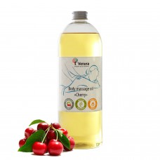 Body massage oil Verana «CHERRY»