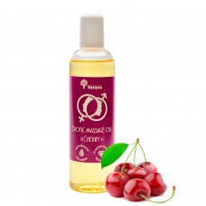 Erotic massage oil Verana «CHERRY»