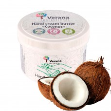 Hand cream butter «COCONUT»