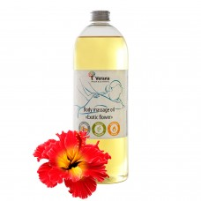 Body massage oil Verana «EXOTIC FLOWER»