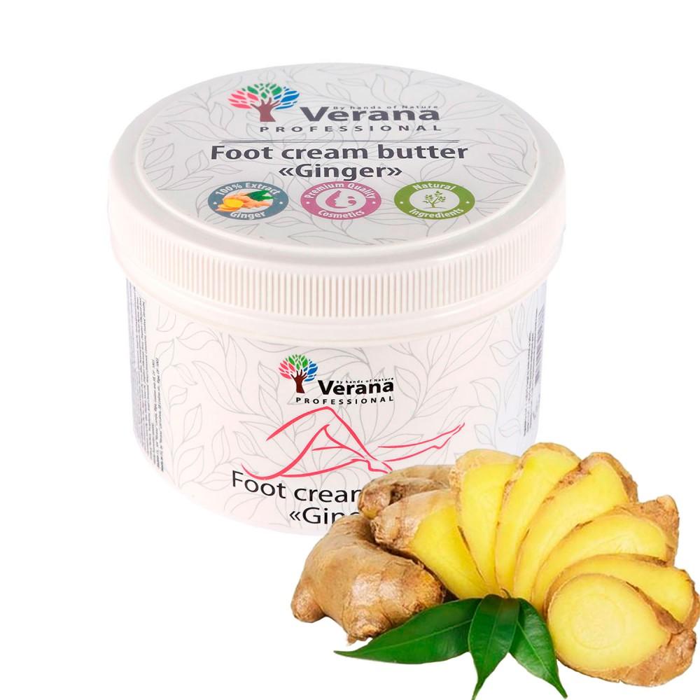 Foot cream butter Verana «GINGER»