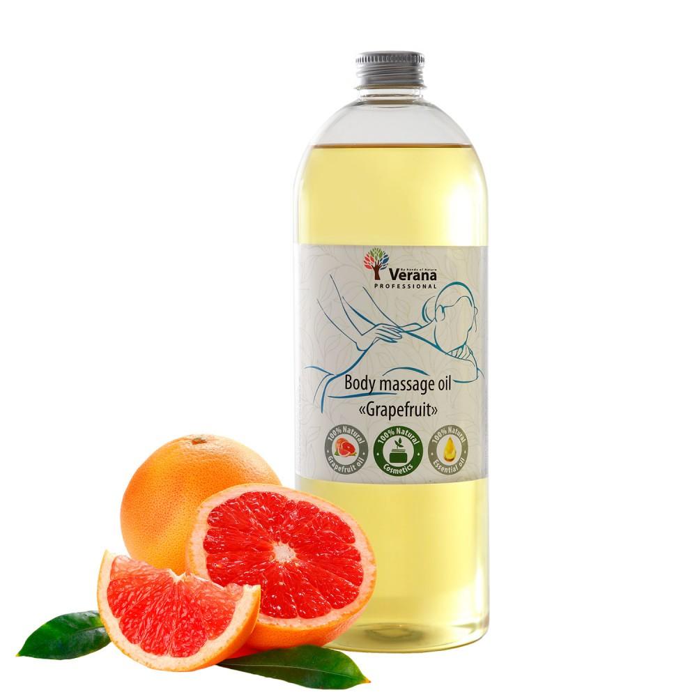 Body massage oil Verana «GRAPEFRUIT»