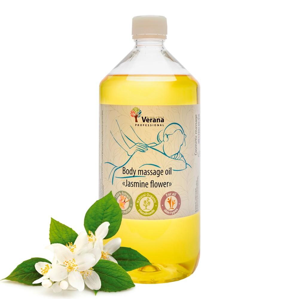 Body massage oil Verana «JASMINE»