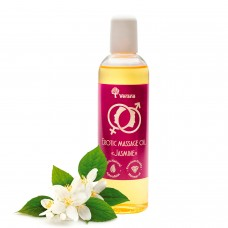 Erotic massage oil Verana «JASMINE»
