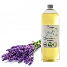 Body massage oil Verana «LAVENDER»