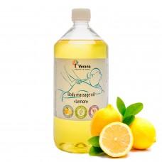 Body massage oil Verana «LEMON»