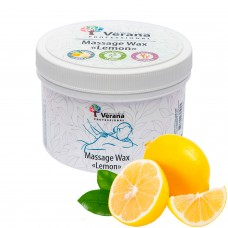 Massage wax Verana «LEMON»