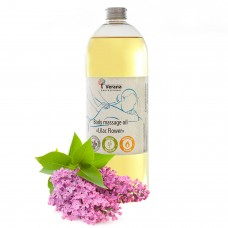 Body massage oil Verana «LILAC FLOWER»