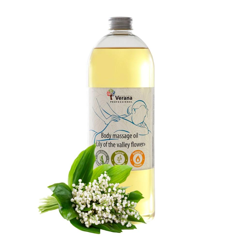 Body massage oil Verana «LILY OF THE VALLEY»