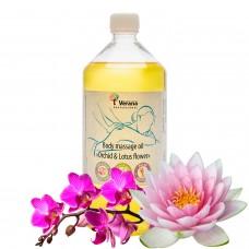Body massage oil Verana «ORCGID & LOTUS FLOWER»