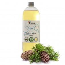 Body massage oil Verana «PINE»