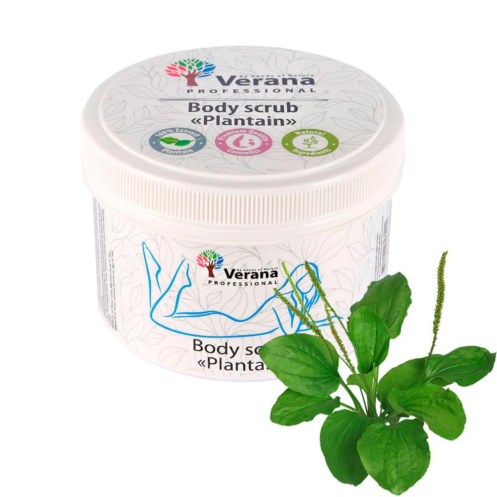 Body scrub Verana «PLANTAIN»