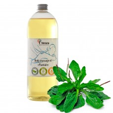 Body massage oil Verana «PLANTAIN»