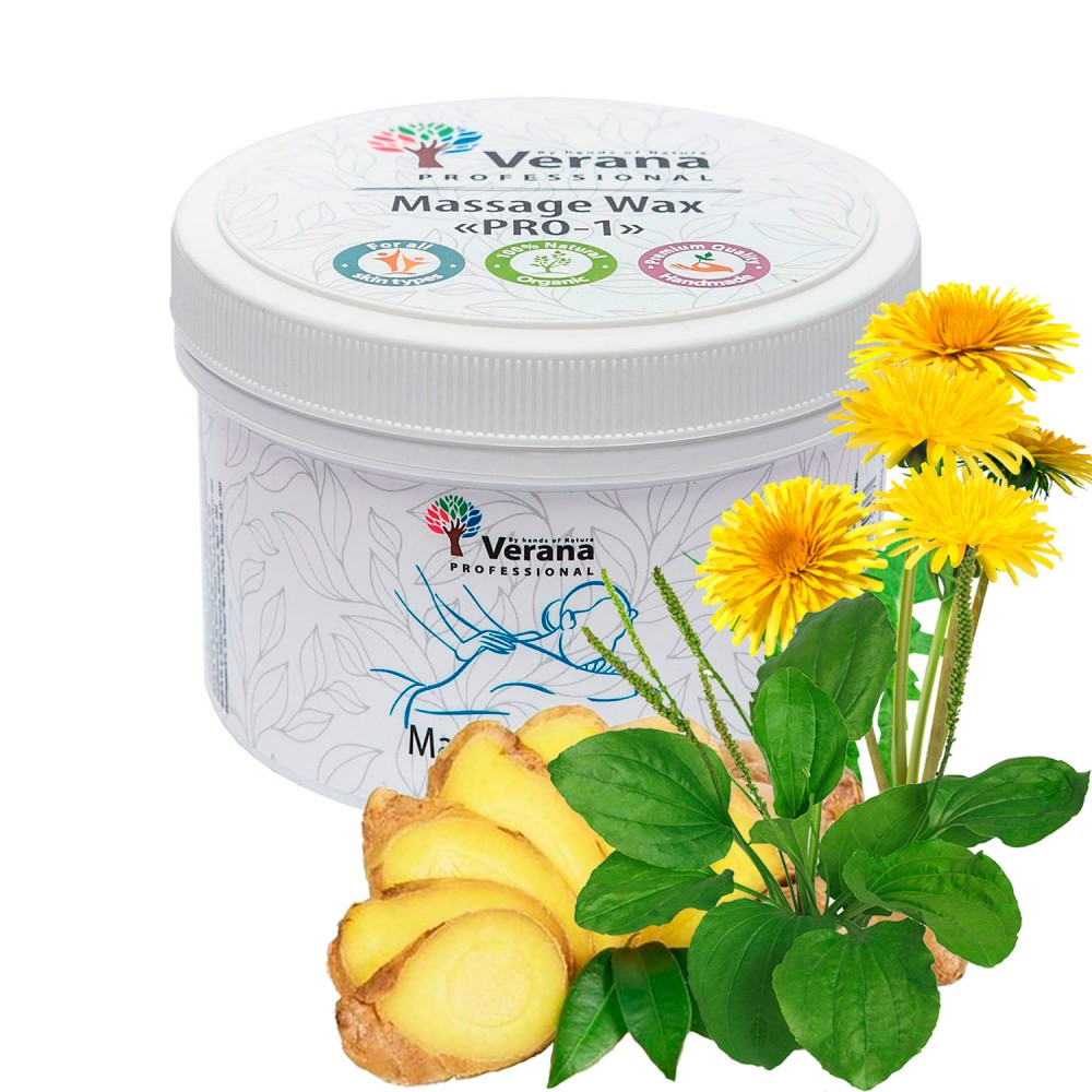 Massage wax  Verana «PRO-1»