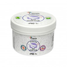 Protective foot cream-scrub Verana «PRO-1»