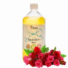 Body massage oil Verana «ROSE FLOWER»