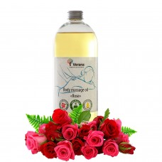 Body massage oil Verana «ROSE FLOWER»