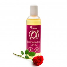 Erotic massage oil Verana «ROSE»