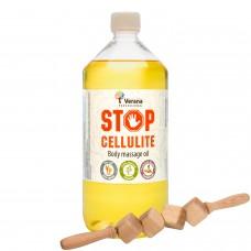 Body massage oil Verana «STOP CELLULITE»