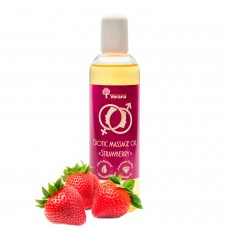 Erotic massage oil Verana «STRAWBERRY»