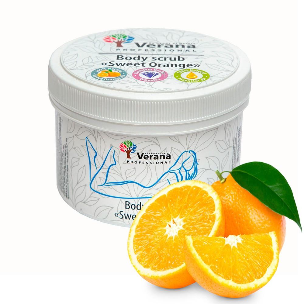 Body scrub Verana «SWEET ORANGE»