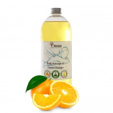 Body massage oil Verana «SWEET ORANGE»