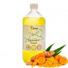 Body massage oil Verana «TURMERIC»