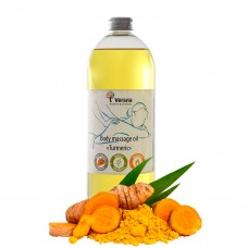 Body massage oil Verana «TURMERIC»
